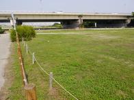 淀川河川敷 西中島地区の画像