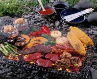BBQのベストシーズンは秋!!の画像