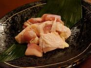 柔らか鶏もも肉(100g)の画像