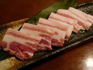 豚バラカルビ(100g)の画像