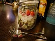 瓶詰めサラダ(1個)の画像