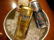 缶ビール各種500ml(1本)の画像