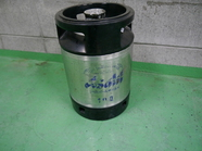 アサヒスーパードライ 交換用 生樽 10ℓ の画像